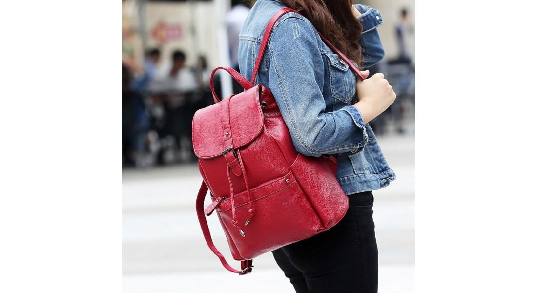 Как правильно подобрать женский рюкзак