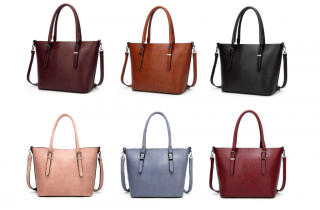 Цвет сумочки в женском образе